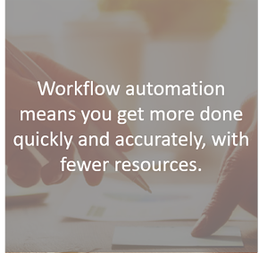 Workflow Automation Helps Process More Orders Quicker