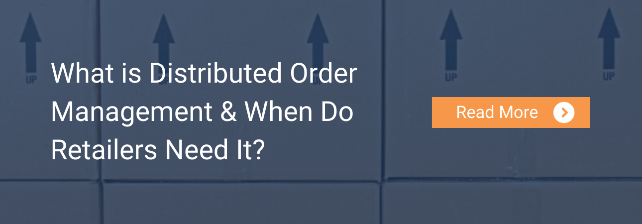 Distributed Order Management Blog